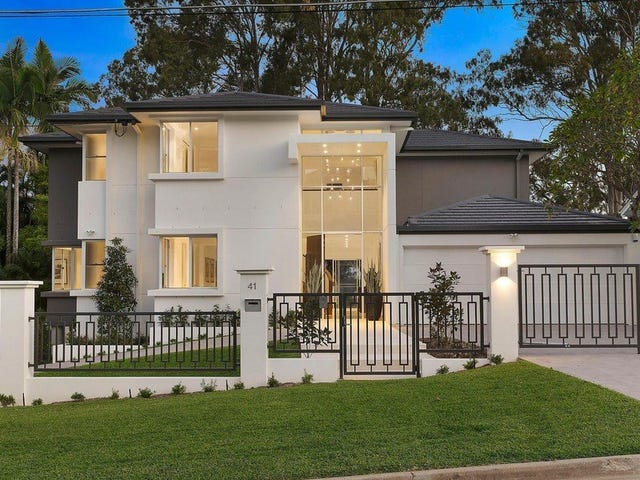 41 Glencairn Avenue, Indooroopilly, Qld 4068
