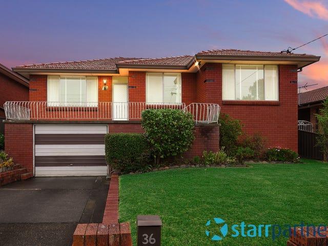 36 Damien Avenue, Greystanes, NSW 2145
