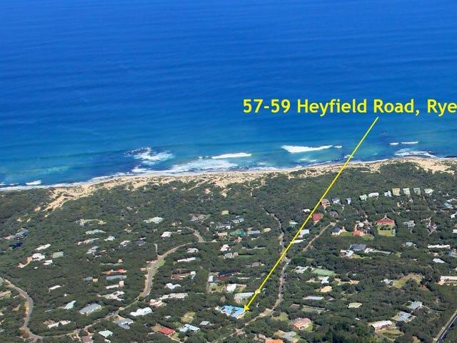 57-59 Heyfield Road, Rye, Vic 3941