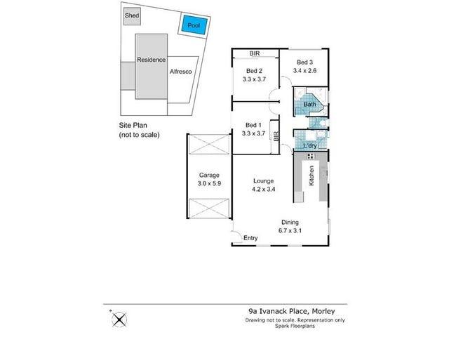 9a Ivanac Place, Morley, WA 6062