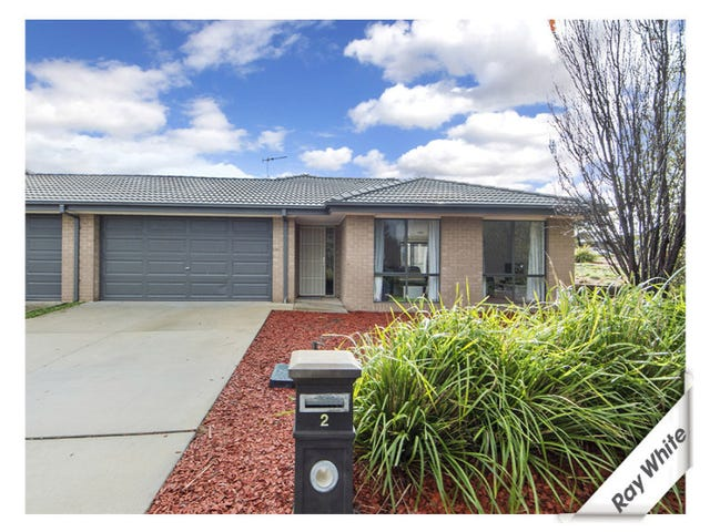2 Eccles Circuit, MacGregor, ACT 2615