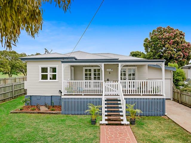 5 Hodgen Street, South Toowoomba, Qld 4350
