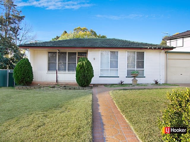9 Dumble Street, Seven Hills, NSW 2147