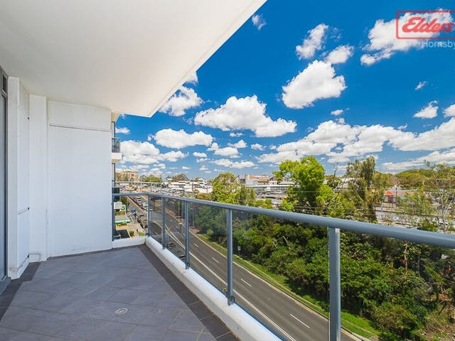 1004/90 George St, Hornsby, NSW 2077