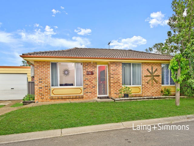 11/6 Woodvale Close, Plumpton, NSW 2761