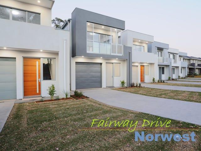 74 Fairway Drive, Bella Vista, NSW 2153