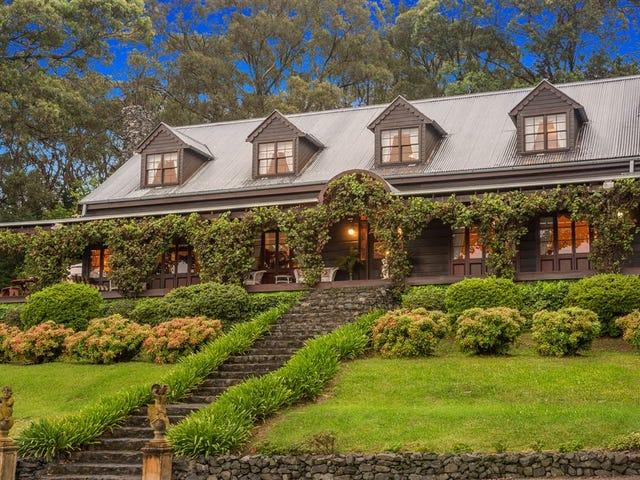 36 Bellbird Crescent, Bowen Mountain, NSW 2753