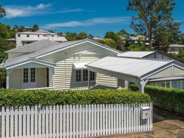 26 Stafford Street, Paddington, Qld 4064