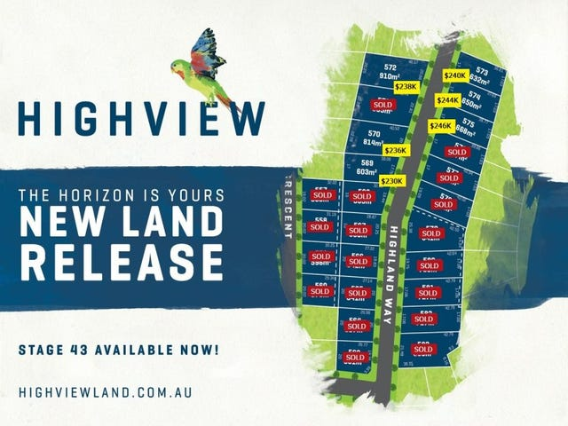 Stages 43 & 35 Highview Estate, Highton, Vic 3216