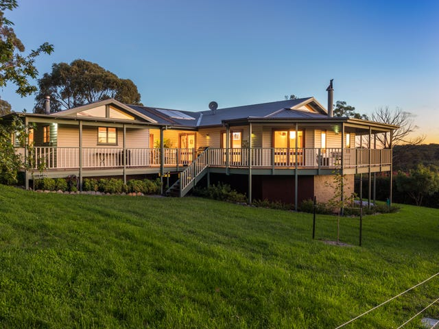 443 LONG POINT ROAD, Tallong, NSW 2579