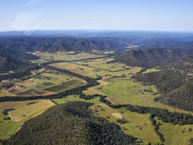 Adams Peak Road, Broke, NSW 2330