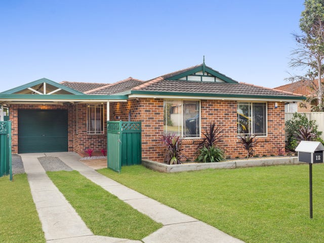 12 Davy Place, St Helens Park, NSW 2560