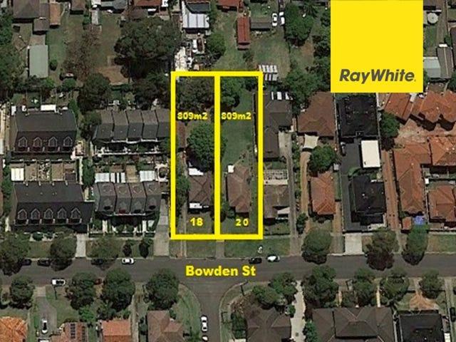18-20 Bowden Street, North Parramatta, NSW 2151