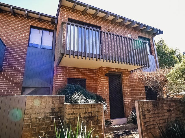 12/2-6 Hainsworth Street, Westmead, NSW 2145