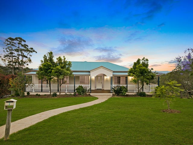 2 Keira Court, Blue Mountain Heights, Qld 4350