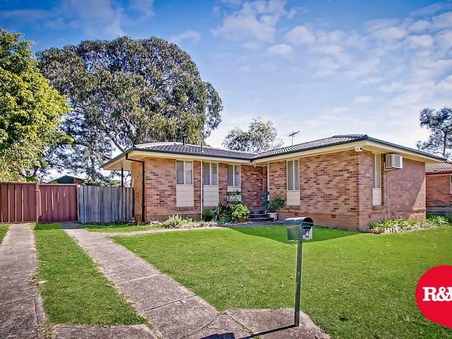 4 Exeter Place, Bidwill, NSW 2770