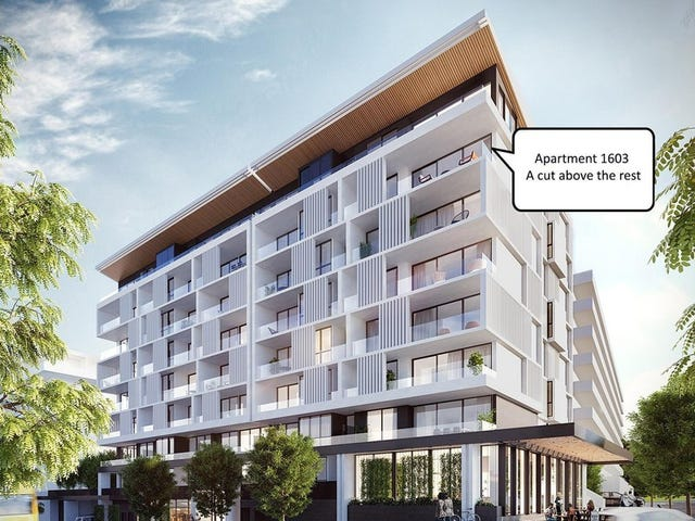 Lot 1603 'The Park Avenue Apartments' Ian Keilar Drive, Springfield Lakes, Qld 4300