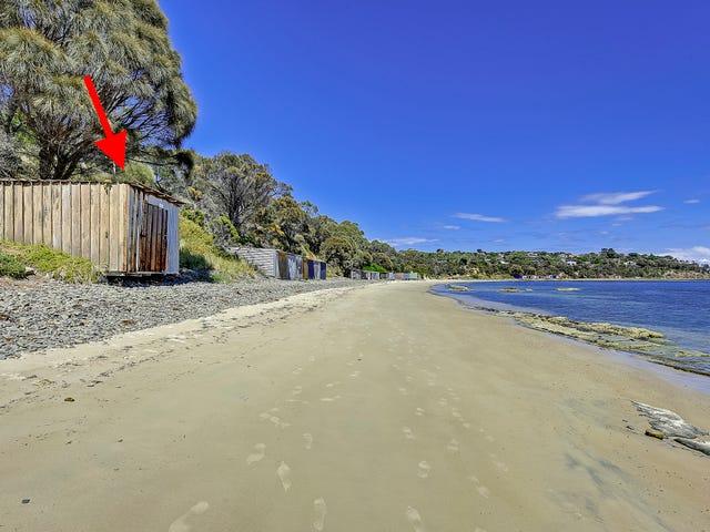 1 Boatshed, Red Ochre Beach, Dodges Ferry, Tas 7173