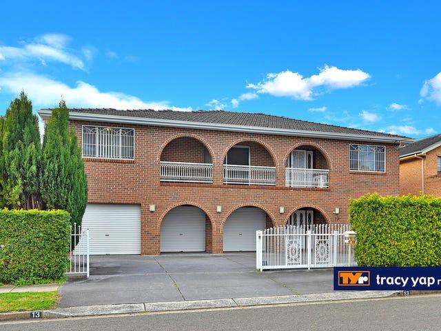 13 Folkard Street, North Ryde, NSW 2113