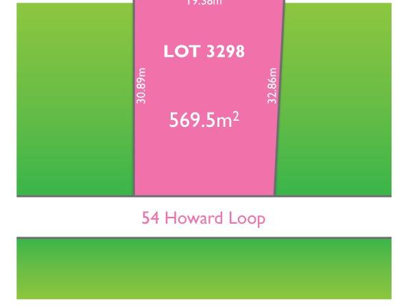 Lot 3298 Howard Loop, Oran Park, NSW 2570