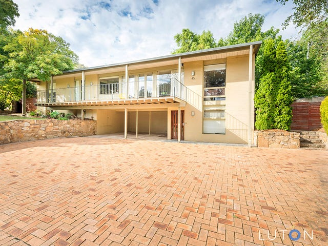 45 Endeavour Street, Red Hill, ACT 2603