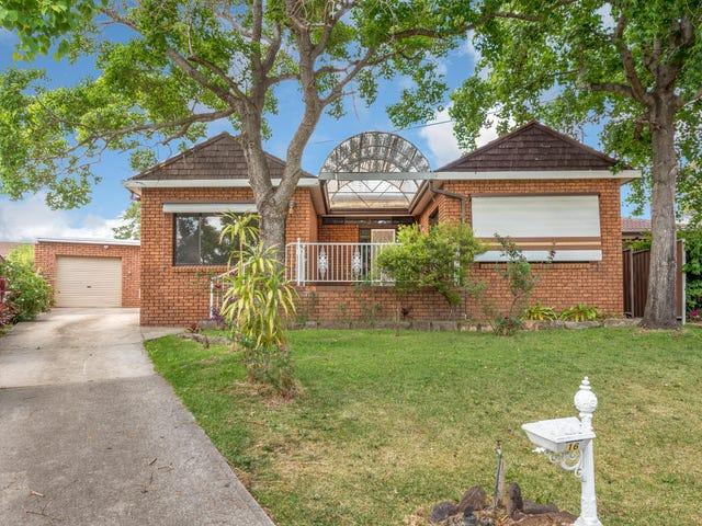 16 Burrows Avenue, Chester Hill, NSW 2162