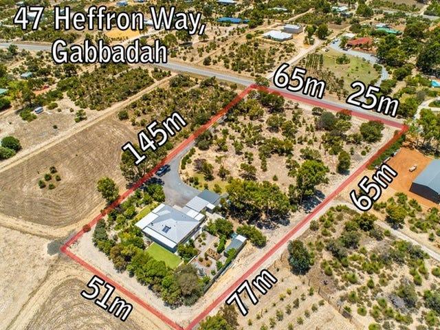 47 Heffron  Way, Gabbadah, WA 6041