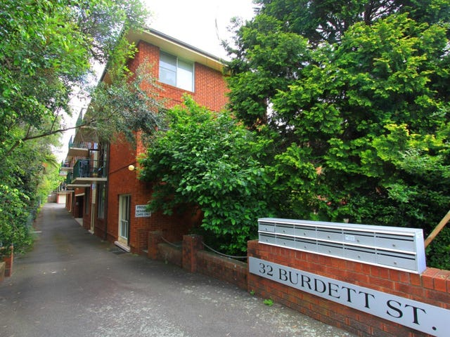 7/32 Burdett Street, Hornsby, NSW 2077