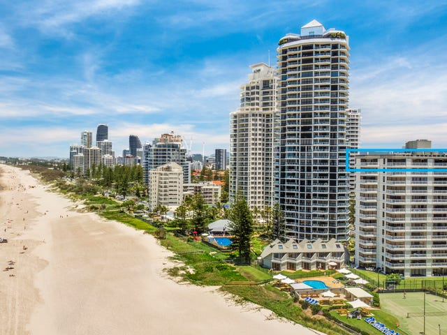Penthouse ''The Breakers'' 60 Old Burleigh Road, Surfers Paradise, Qld 4217