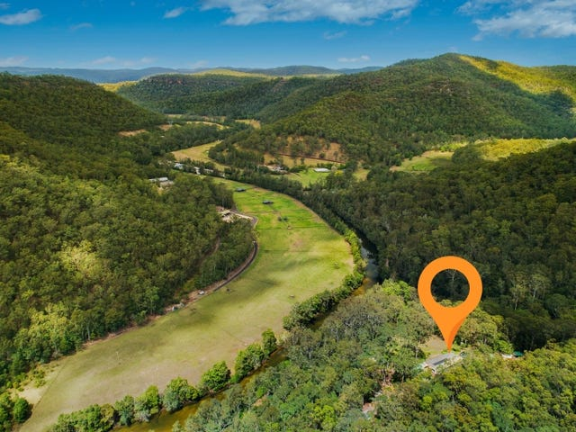 745 OYSTER SHELL ROAD, Mangrove Creek, NSW 2250