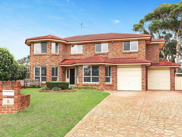 11 Pelican Place, Woronora Heights, NSW 2233