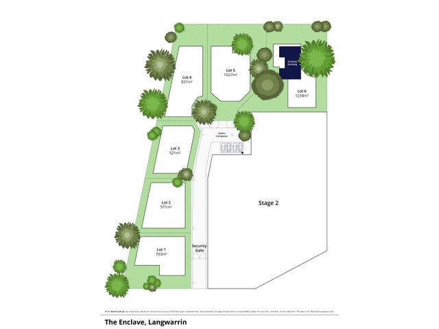 Lots 1-6/285 North Road, Langwarrin, Vic 3910