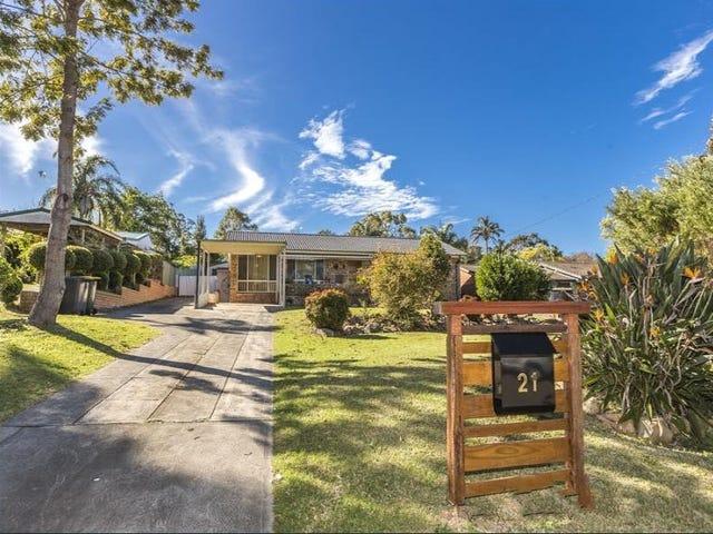 21 Mirrabooka Rd, Mirrabooka, NSW 2264