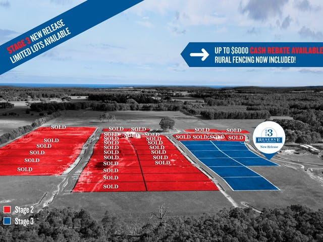 Lots 55-219 9000 Redgate Road, Witchcliffe, Margaret River, WA 6285