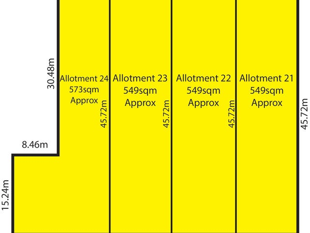 Proposed Lots 21,22,23,24, 54-58 Autumn Avenue, Lockleys, SA 5032