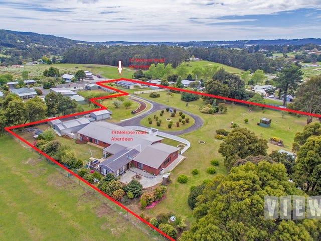 37 & 39 Melrose Road - Aberdeen Estate -, Aberdeen, Tas 7310