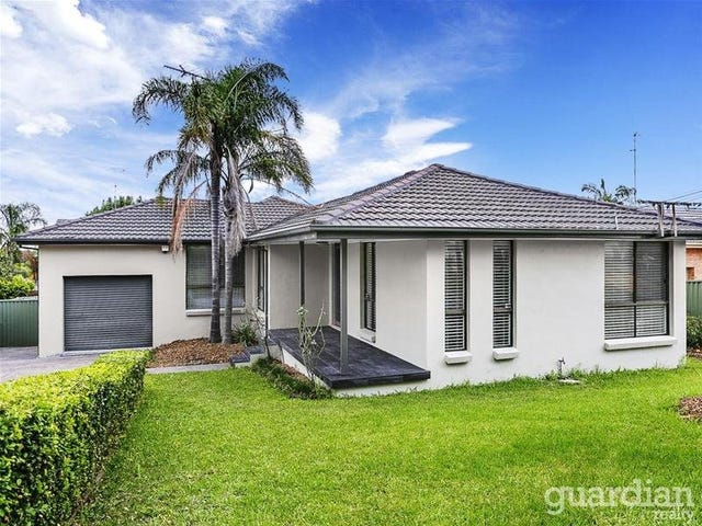12 Patterson Avenue, Kellyville, NSW 2155