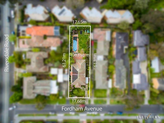 2 Fordham Avenue, Camberwell, Vic 3124