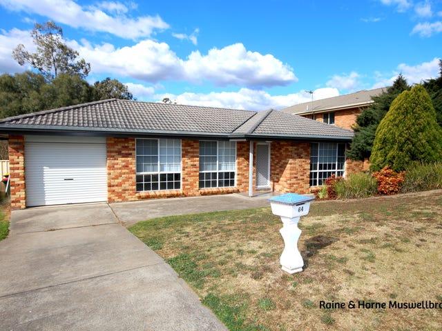 64 Acacia Drive, Muswellbrook, NSW 2333