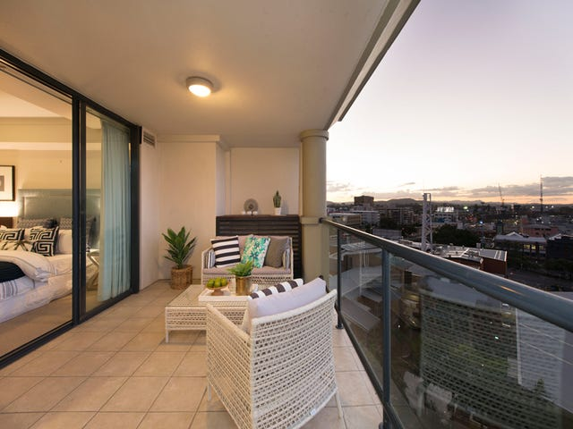 713/100 Bowen Terrace, Fortitude Valley, Qld 4006