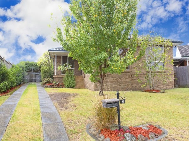 2 Cleary Place, St Clair, NSW 2759