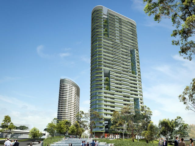 Sydney Olympic Park, address available on request