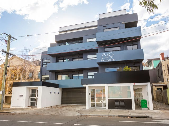 12a/849 Burwood Road, Hawthorn East, Vic 3123