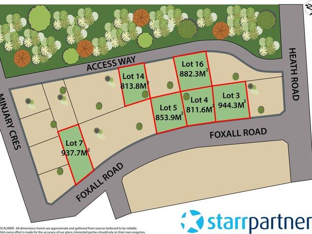 Lot 10 Cnr Foxall Road & Heath Road, Kellyville, NSW 2155