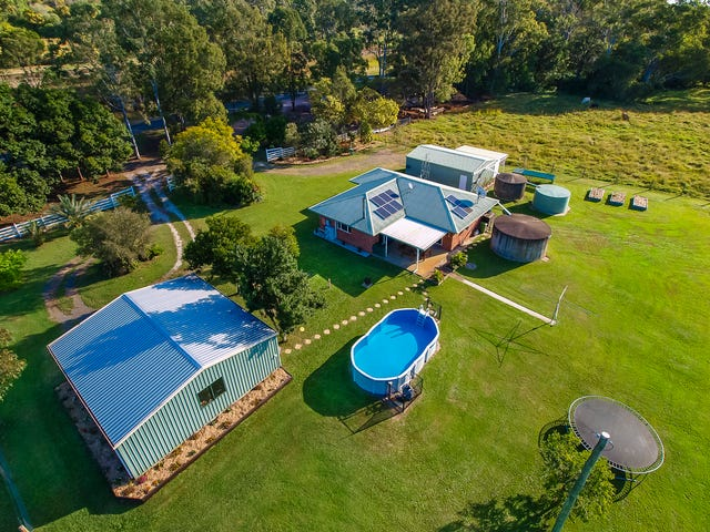 1296 Harvey Siding Road, Curra, Qld 4570
