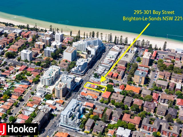 295-301 Bay Street, Brighton Le Sands, NSW 2216