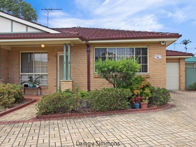 12/64 Ballandella Road, Toongabbie, NSW 2146