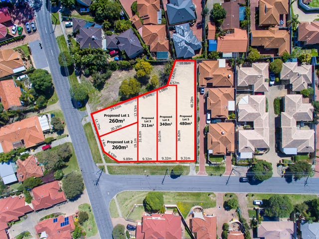 Lots 1-5, 4 Ramsdale Street, Scarborough, WA 6019