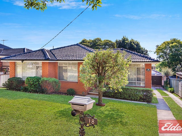 18 Favell Street, Toongabbie, NSW 2146