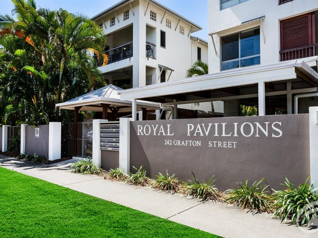 17/242 Grafton Street, Cairns North, Qld 4870